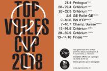 La Top Voiles Cup 2018, le championnat lémanique des Surprises. Programme & Règlement