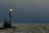 Avis de tempête sur le lac !