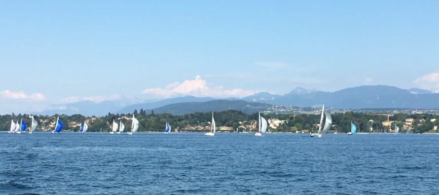 Après le championnat d'Europe, le Championnat Suisse,  Emanuel Müller et son équipe à nouveau sur la plus haute marche du podium