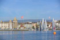 Top Voile Cup; Vingt-cinq bateaux pour la finale de Morges