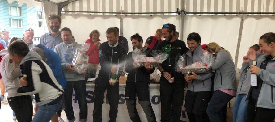 Petit Tabac remporte sur le fil la Top Voiles Cup Surprise à Thonon
