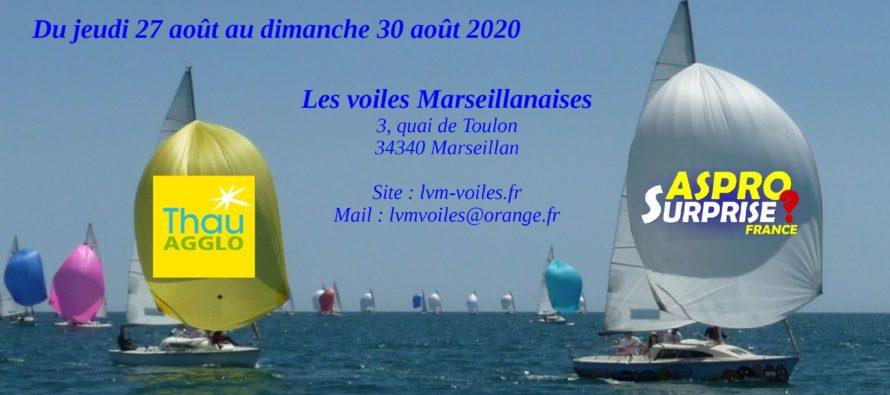 National Surprise – Marseillan – 27 au 30 août