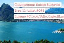 Informations pour le CS Surprise à Lugano – informations about the Swiss Surprise Championship in Lugano